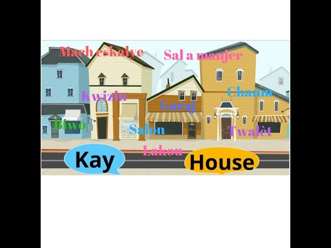 Kay (House in Haitian Creole) Your Videos