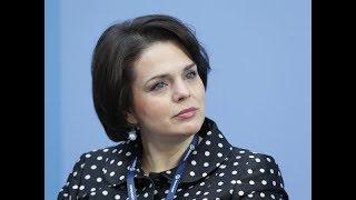 Канал ПМЮФ 2018 Елена Борисенко Заместитель Председателя Правления АО Газпромбанк