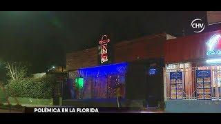 Polémica por cierre anticipado de botillerías y pubs en La Florida - CHV NOTICIAS