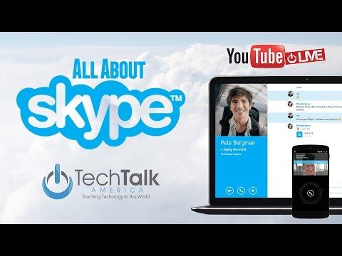 Skype Tutorial Live
