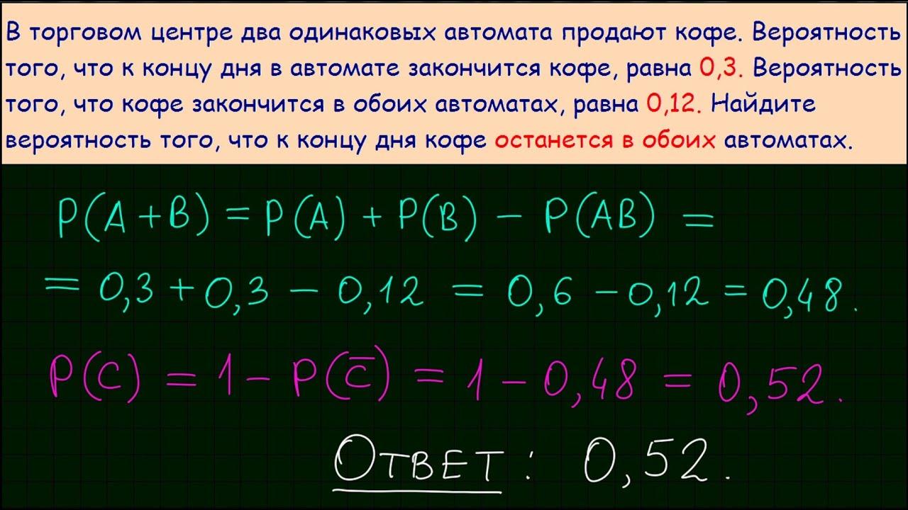 Задание 4 ЕГЭ по математике. Урок 19 - YouTube