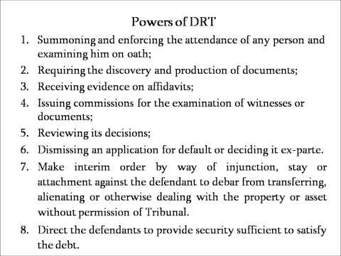 Debt Recovery Tribunal JAIIB EXAM Tips for preparing Legal aspects of Banking