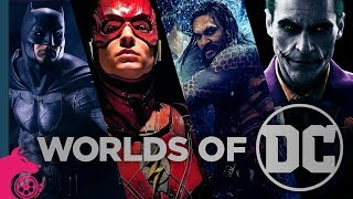 EVERY DC Movie Currently in Development