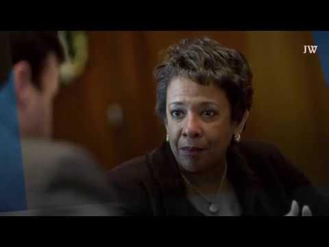 Exposed: FBI Hid Documents on Clinton/Lynch Tarmac Meeting