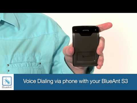 Voice dialing via phone with S3