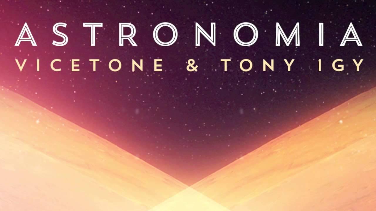 tony igy astronomia mafe remix