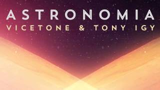 Cover images Vicetone & Tony Igy - Astronomia