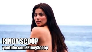 Anne Curtis Rushed To A Hospital After Jellyfish Sting Accident On Dyesebel Set