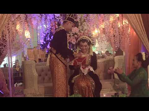 Resepsi Pernikahan Martha Reckly & Gunawan Widjaya
