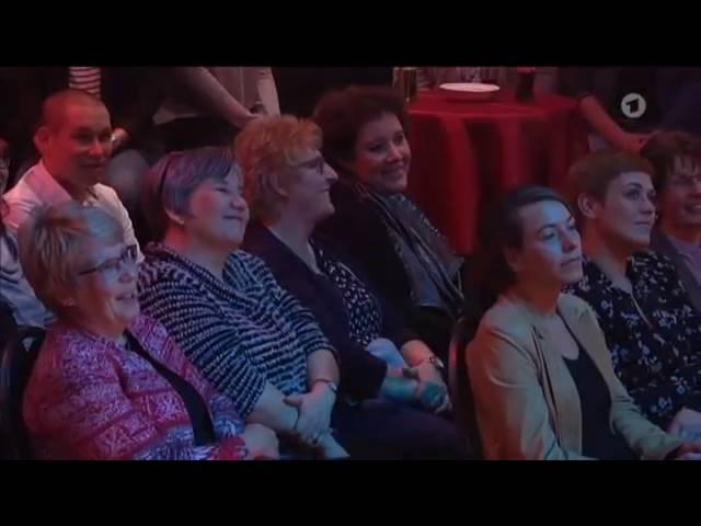 Ladies Night 25 02 2016 mit Lisa Fitz, Daphne de Luxe, Martina Brandl