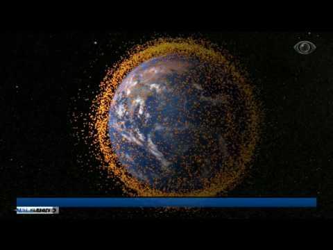 Telescópio russo vai mapear lixo espacial da Terra