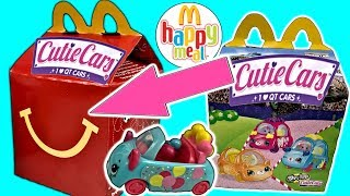 happy meal toy set