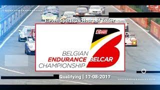 Belcarendurance - Qualifying - Eleven Sports 24h of Zolder