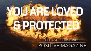 10 Minute Guided Meditation  Being Loved and Protected | Canceling Abandonment Energy