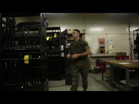 Small arms repair technicians support Marine Corps Installations readiness