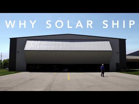 Why Solar Ship?