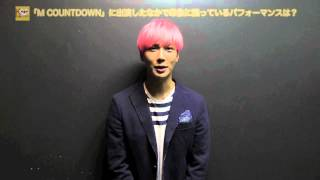 韓国Mnetから毎週木曜日生放送で放送中の WORLD NO.1 K-POP CHART SHOW...