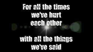 Hanging By A Thread (lyrics) - Billy Talent