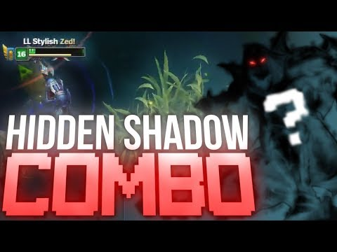 LL Stylish - HIDDEN SHADOW COMBO