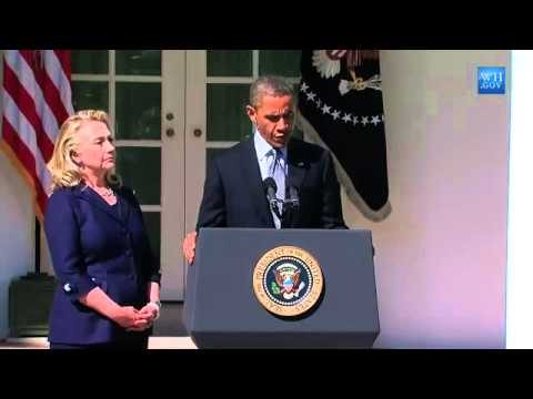 Obama Speech Day After Benghazi Attack
