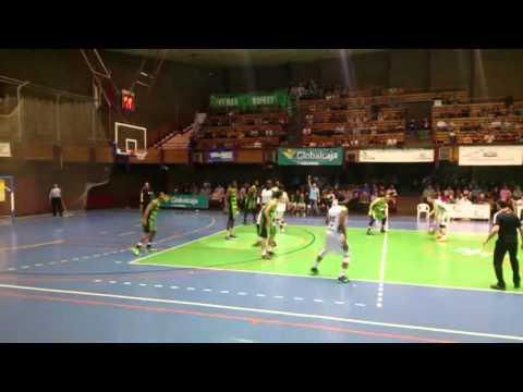 Liga EBA. Grupo B. Arcos Albacete Basket-Fundación Globalcaja La Roda (87-72).