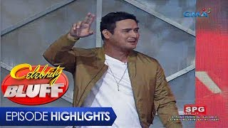 Celebrity Bluff: Welcome, Kapuso John Estrada!