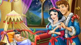 Snow White Игры—Белоснежка кормит малыша—Онлайн Видео Игры Для Детей Мультфильм 2015(Привет! Я счастлива, что нас становится всё больше и больше:) Вы здесь,а значит Вы - настоящий друг канала..., 2015-09-18T13:41:48.000Z)
