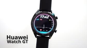 Test: Huawei Watch GT - mein Fazit nach 2 Wochen   deutsch
