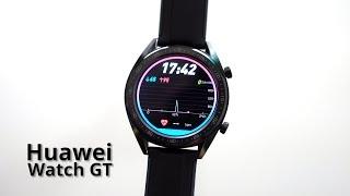 Test: Huawei Watch GT - mein Fazit nach 2 Wochen | deutsch