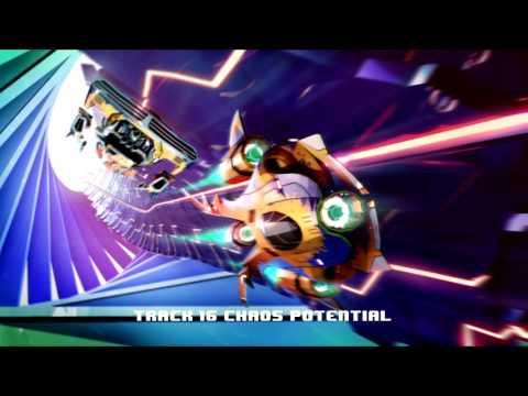 Redout OST V.E.R.T.E.X. DLC Track 16 Chaos Potential