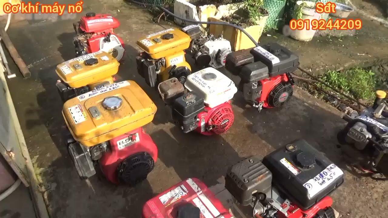 động cơ xăng nhật bãi giá rẻ hàng về nhìu mẫu anh em tha hồ chọn lựa
