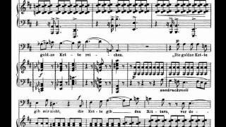 Fischer-Dieskau sings Wolf - Goethe Lieder (1/11)