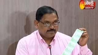 APSRTC ED Koteswara Rao Press Meet | AP Government Serious on Tirumala Bus Ticket Issue