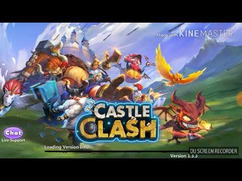 Castle Clash Hack 2017 No Human Verification No Root