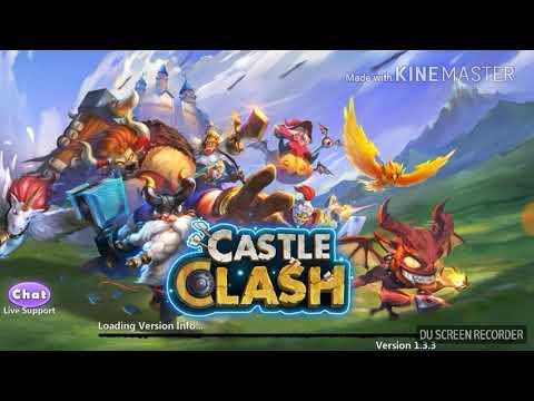 Castle Clash Hack 2017 No Human Verification No Root