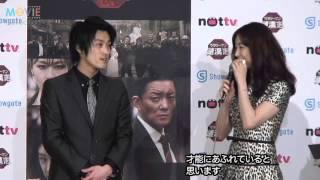 韓国ドラマ『サラリーマン楚漢志(チョハンジ)』来日記者会見が2013年3...