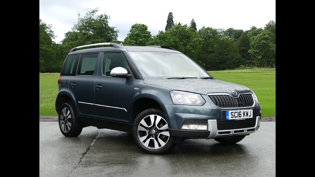 Now Sold Skoda Yeti 1 4 Tsi 150ps Laurin Klement Outdoor 4x4 For