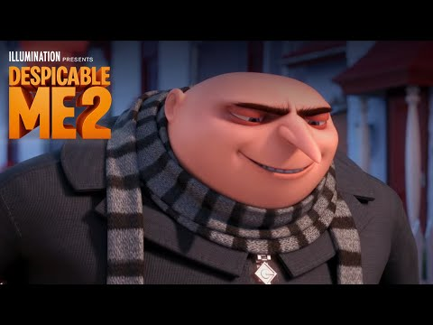 Despicable Me 2 - Gru is Back! - Illumination
