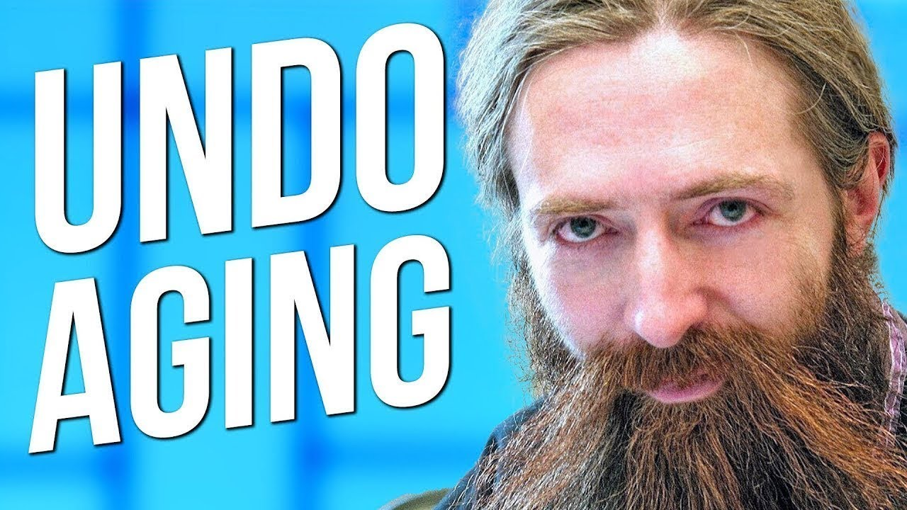 The SECRET to Winning the fight Against AGING | Aubrey de Grey on Health Theory
