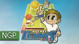 Pocket Tennis Color - Pocket Sports Series - Part2 - NeoGeo Pocket (Color)