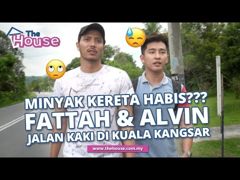 The House Fattah Amin & Alvin Chong Episod 1
