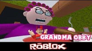 """Escape Grandma's House Obby - I """"rage"""" - ROBLOX"""