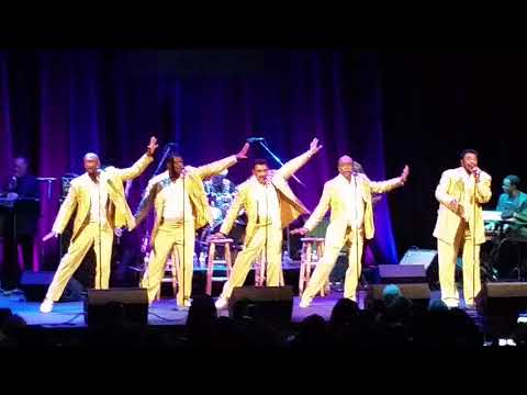 Live FEBRUARY 14TH, 2018 in #BALTIMORE @the LYRIC , WHISPERS AND THE TEMPTATIONS