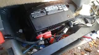 2000-2005 BUICK LESABRE BATTERY LOCATION  AND REMOVAL