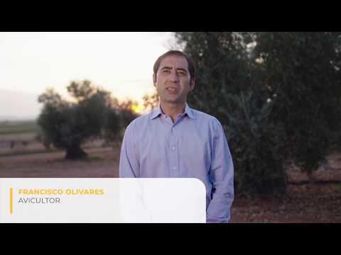 Gente del Huevo. Francisco Olivares, avicultor