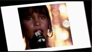 (Rip) Whitney Houston ~ Just The Lonely Talking ~ Lyrics On Screen(HD)