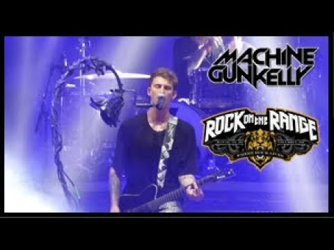MACHINE GUN KELLY - LET YOU GO ( LIVE AT ROCK ON THE RANGE 2018)