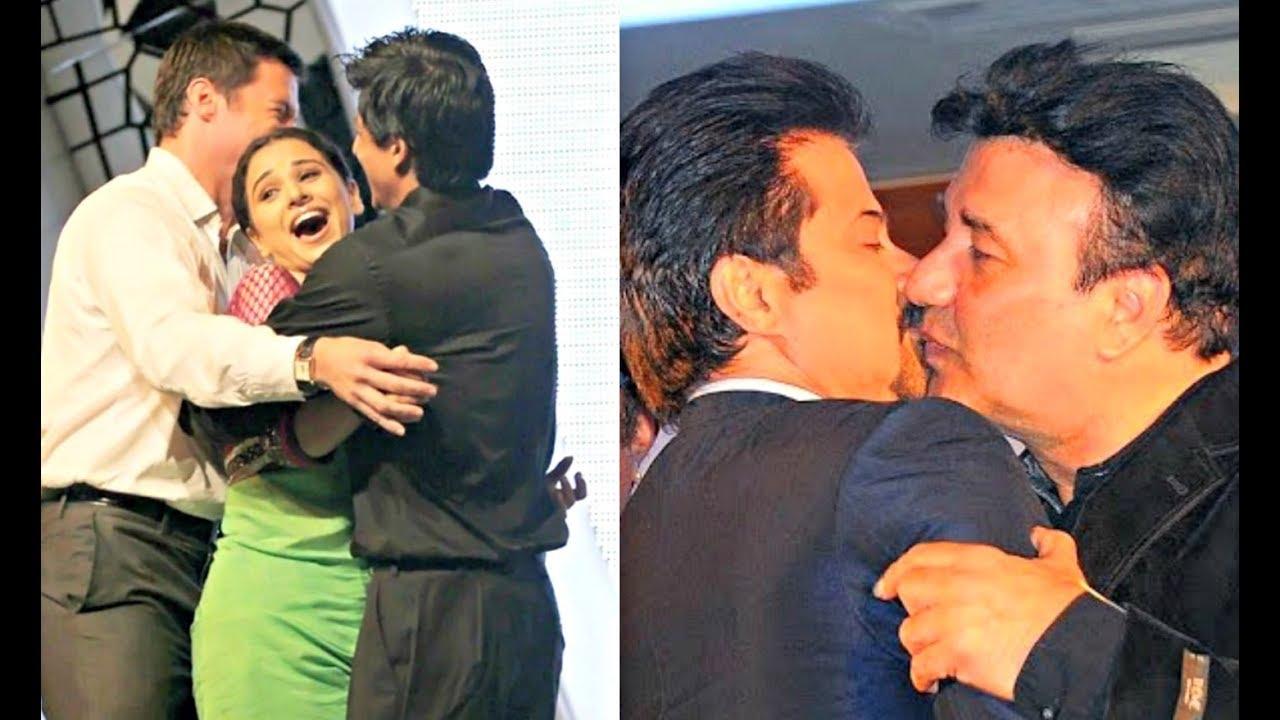 Bollywood Celebs Awkward Hugs Compilation
