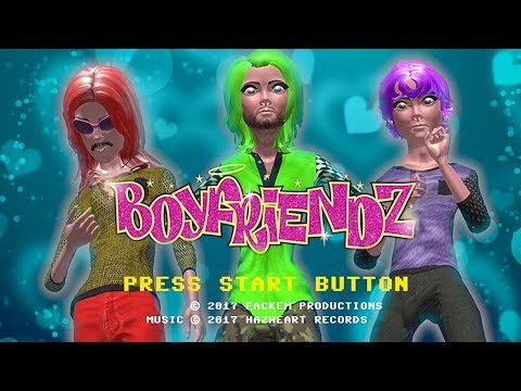 BOYFRIENDZ - IDCIUDHMB (Official Music Video)