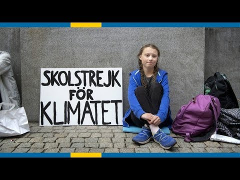 A Teacher in Sweden Thought's On Greta Thunberg